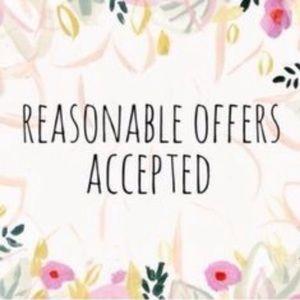 No lowball offers, pleaseandthankyou!